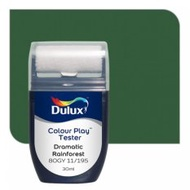 Dulux Colour Play Tester Dramatic Rainforest 80GY 11/195