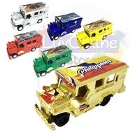 Philippine Jeepney Die-Cast Metal Collectible Philippine Souvenir