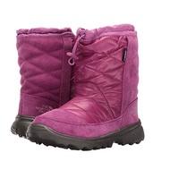 全新North Face 兒童雪靴 21公分 玩雪 滑雪 保暖 防水