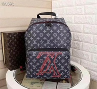 LV2019 fashion new backpack, backpack, casual backpack
