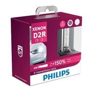 【Philips 飛利浦】PHILIPS 飛利浦HID 4800K 氙氣車燈 增亮150% D2R兩入裝 公司貨