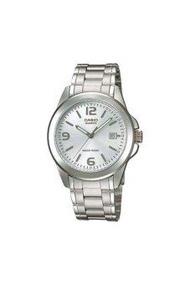CASIO นาฬิกาผู้หญิง สายสแตนเลส lady LTP-1215A-7AVDF - Silver