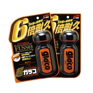 SOFT99 超級免雨刷 撥水劑 C236(2入)【免運】
