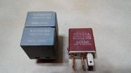 豐田 PREMIO 冷氣繼電器 風扇繼電器 一組x3 如圖 物下