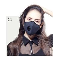 防霧霾pm2.5防粉塵帶呼吸閥口罩可換濾芯片水洗口罩