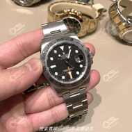 勞力士Rolex 探險家 216570 黑盤探二精鋼 男錶 機械錶