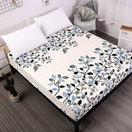 factory Printing Waterproof Mattress Protector Covers Bed Fitted Anti-Dirty Wetting And Bed Bug Fixe