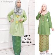 [PREMIUM BUTIK QUALITY] Jubah Muslimah Umrah Baju Kurung Kebaya Labuh  Dress Muslimah Murah Wanita Perempuan Plus Size