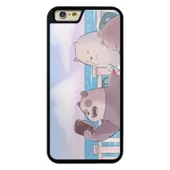 Phone case for iPhone 6/6s We Bare Bears cover - intl