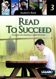 Read to succeed(3):strategies for reading comprehension (新品)