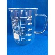 【LAY Store】有柄玻璃燒杯(300元)