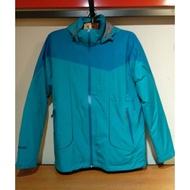 歐都納 男款 GORE-TEX 防水外套 快速排汗外套  內裏羽絨外套 二件式外套 尺寸:M~2XL