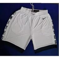 明星賽籃球褲 白色裤子籃球短褲