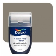 Dulux Colour Play Tester Grey Mountain 40YY 25/074