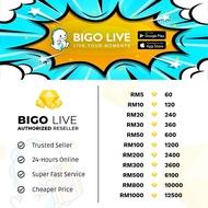 Topup Diamond Bigo live