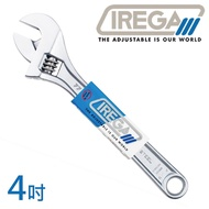 【IREGA】77型標準型活動板手-4吋