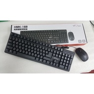 HMK-168 鍵鼠組 USB鍵盤滑鼠組