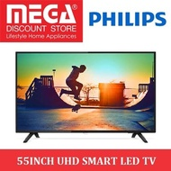 PHILIPS 55PUT6103 55INCH UHD SLIM SMART LED TV / LOCAL WARRANTY