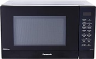 Panasonic NN-ST65JBYPQ Solo Microwave Oven, Inverter Technology, 32 L, Black