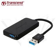 創見 Transcend USB 3.0 極速 4埠 HUB 集線器 TS HUB2K 公司貨
