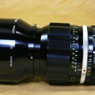 Nikon-P. auto Non-ai 105mm f2.5 阿富汗少女鏡(近全新)