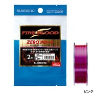會長釣具 - SHIMANO FIRE BLOOD 熱血 磯釣母線 母線 尼龍線 釣魚線 NL-I51P/NL-151P