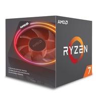 AMD Ryzen 7-2700X 3.7GHz 八核心 中央處理器 R7-2700X 蝦皮24h 現貨