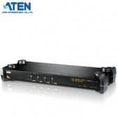 宏正ATEN 4埠機架式 PS/2 KVM多電腦切換器 CS9134