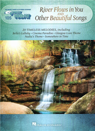 RIVER FLOWS IN YOU AND OTHER BEAUTIFUL SONGS (E-Z Play Today #105) (新品)