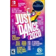 【Nintendo 任天堂】NS Switch 舞力全開 2020 中英文美版(Just Dance 2020)