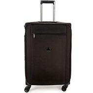 [DELSEY PARIS] Delsey Luggage Montmartre+ 25 Inch Expandable Softside Spinner Suitcase