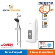 Joven SC33P Series Instant Water Heater With Turbo Booster Pump
