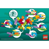 LEGO 樂高  30545  全新品未拆 創意小魚 polybag