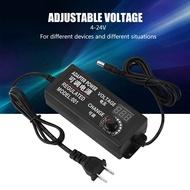 AC/DC Adjustable Power Adapter 9-24V/3-12V/4-24V Anti-interference Power Adapter Supply