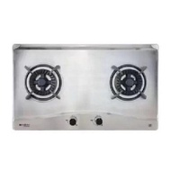 Fujioh FH-GS5520 SVSS 2-Burner Stainless Steel Hob