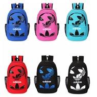【Ready Stock】Adidas Backpack Men Women fashion backpack Bag