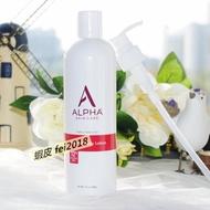 美國Alpha Hydrox果酸絲滑身體乳戰痘去角質雞皮補水保濕