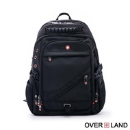 【OverLand】美式十字軍-經典新譯大容量後背包(29361)