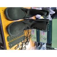 軍威牌麂皮M3底車線野戰鞋 國軍麂皮鞋 麂皮戰鬥鞋