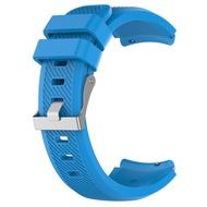 AMAZFIT智能運動手錶2代 用於華米 1代通用純色矽膠錶帶