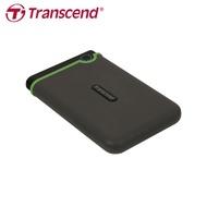 創見 StoreJet 25M3 USB3.0 亮綠色 2.5吋 1TB/2TB 美國軍規三層抗震 行動硬碟