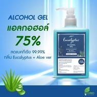 [พร้อมส่งด่วน] เจลล้างมือ Eucalyptus [300 ml.] ลดแบคทีเรีย แอลกอฮอล์ 75% เจลล้างมือพกพา เจลแอลกอฮอล์ แอลกอฮอล์เจล