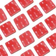光光相機【24】GOPRO配件 副廠 3M平面貼片 方形貼片 極限運動 安全帽底座可用 適用GOPRO HERO4/5