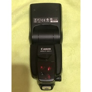 Canon 580EXII閃光燈(二手,極新)