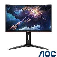 AOC C24G1 24型曲面電競螢幕