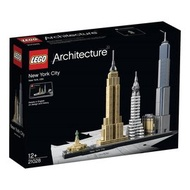 樂高積木 LEGO 21028 New York City