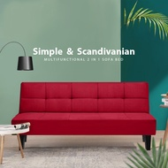Casa Muebles: OLLY Durable 2 Seater or 3 Seater Foldable Sofa Bed Design
