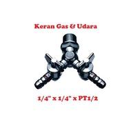 Double Gas Oven Faucet / Double Gas Oven Faucet