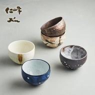 【有種創意食器】日本美濃燒 - 禪風釉燒小丼碗組(5件式)