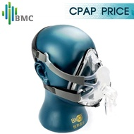 BMC CPAP FM1A Full Face Mask With Headgear ขนาด Size L  (มีรับประกันสินค้า)